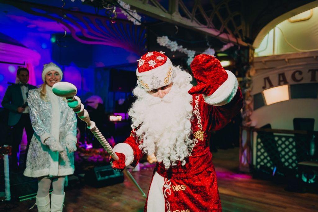 Сценарий для выступления Деда Мороза