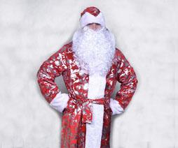 Костюм Деда Мороза Блестящий