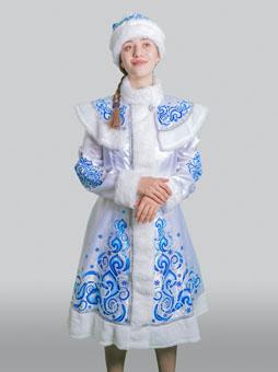 Снегурочка Белый Иней