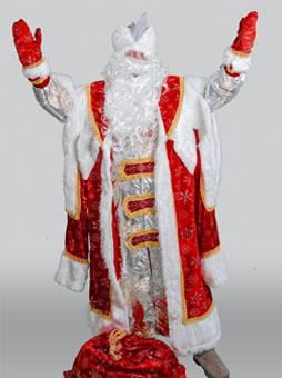 Костюм Деда Мороза Королевский Москва