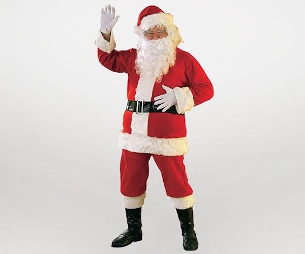 Костюм Санта-Клауса Люкс